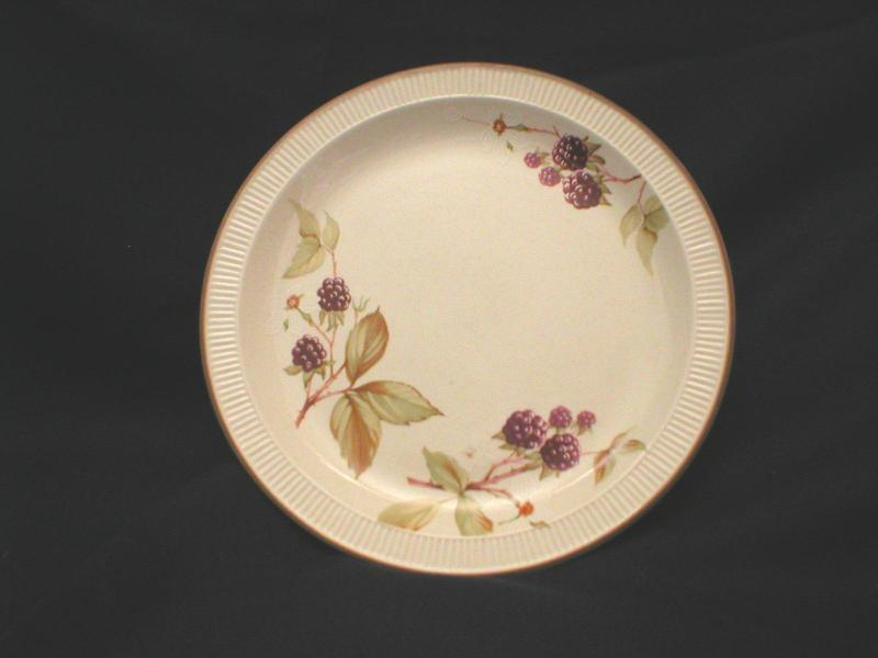 Bramble & Poole Pottery Springtime and other discontinued Poole Pottery tableware
