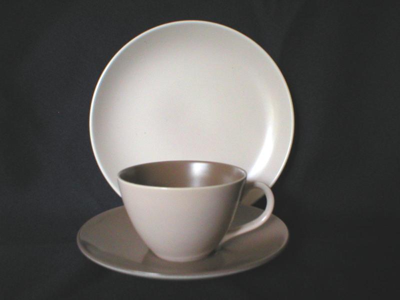 Mushroom u0026 Sepia & Poole Pottery Springtime and other discontinued Poole Pottery tableware