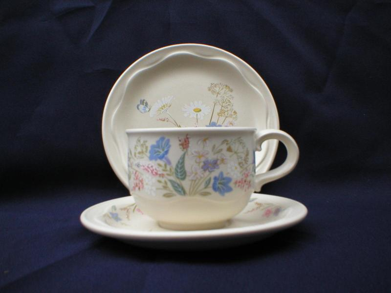 Poole Pottery Springtime & Poole Pottery Springtime and other discontinued Poole Pottery tableware